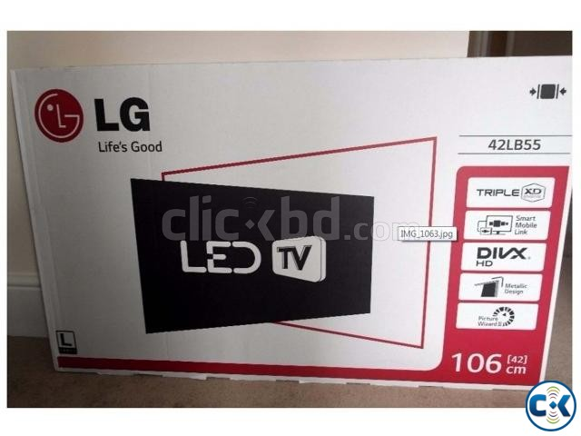LG Full HD 42 Inches | ClickBD large image 0
