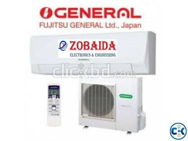 High quality 1.0 Ton O General split Type AC energy saving | ClickBD large image 2