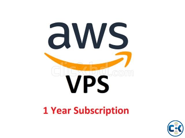 AWS VPS RDP 1 Year ACCESS | ClickBD large image 0