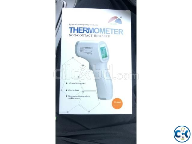 Infrared thermometer | ClickBD large image 3