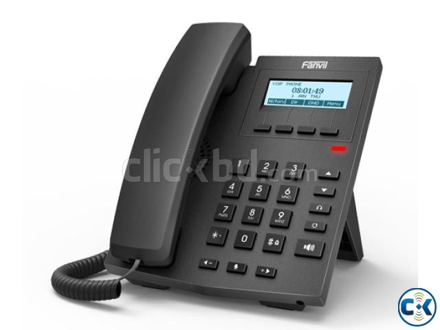 FANVIL X1P Basic IP Phone In Bangladesh | ClickBD large image 0