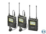Saramonic UwMic9 2-Person Wireless Omni Lavalier Microphone