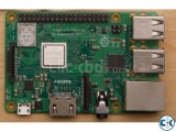 Raspberry pi 3 b plus with 16gb class 10 sd card