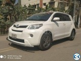 Toyota I S T 2010 White Pearl Color