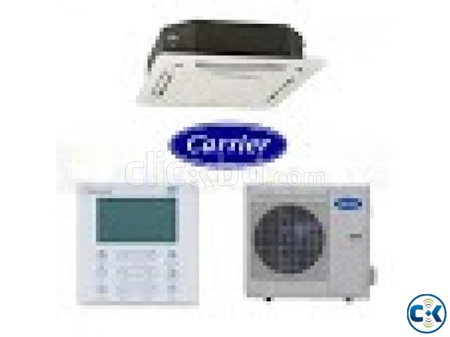 CARRIER 4.0 Ton AC 48000 BTU Celling Cassette type | ClickBD large image 1