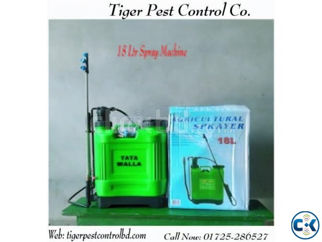Tiger Pest Control Spray Machine | ClickBD large image 0