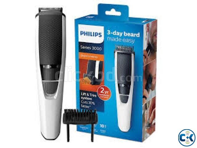 Philips BT3206 Cordless Beard Trimmer Series 3000 | ClickBD large image 0