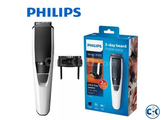 Philips BT3206 Cordless Beard Trimmer Series 3000 | ClickBD large image 2