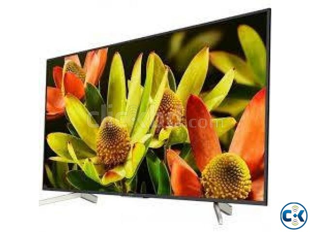 Sony Bravia 49 X8000G 4K Android HDR | ClickBD large image 1