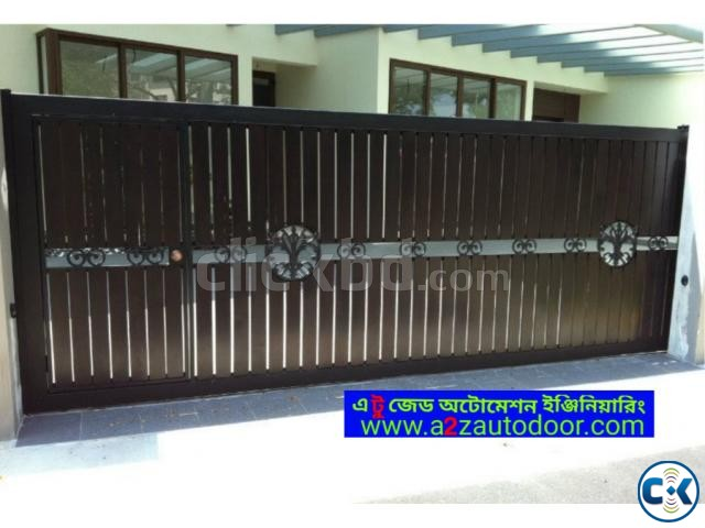 Remote control gate in Bangladesh | ClickBD large image 2