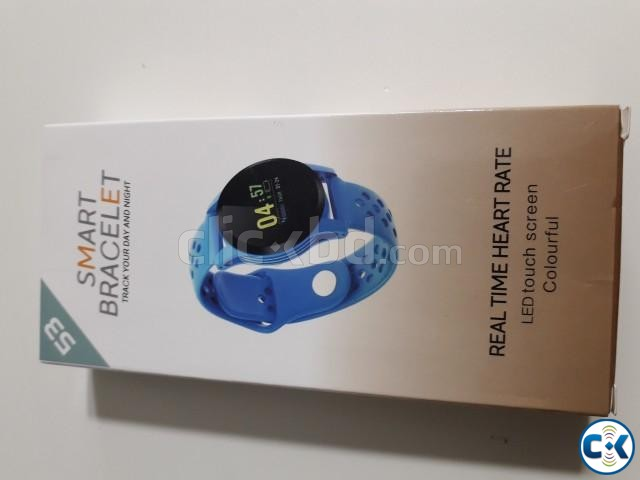 117 Plus Smart Band Fitness Tracker | ClickBD large image 3