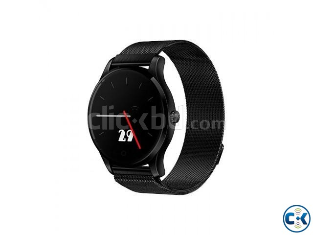 K88 Smartwatch Waterproof Heart Rate Monitor Pedometer | ClickBD large image 2