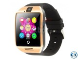 Q18 Mobile Watch Full Touch Single Sim