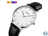 SKMEI 1398 Simple Style Quartz Men s Watch
