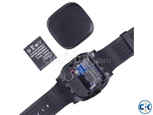 T8 Smartwatch Full Touch Single Sim | ClickBD large image 2