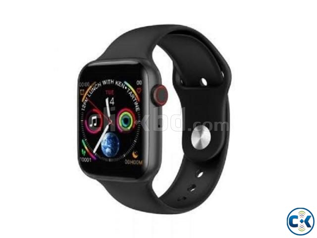 W34 Smartwatch Series 4 Bluetooth 44mm Heart Rate Fitness Tr | ClickBD large image 0