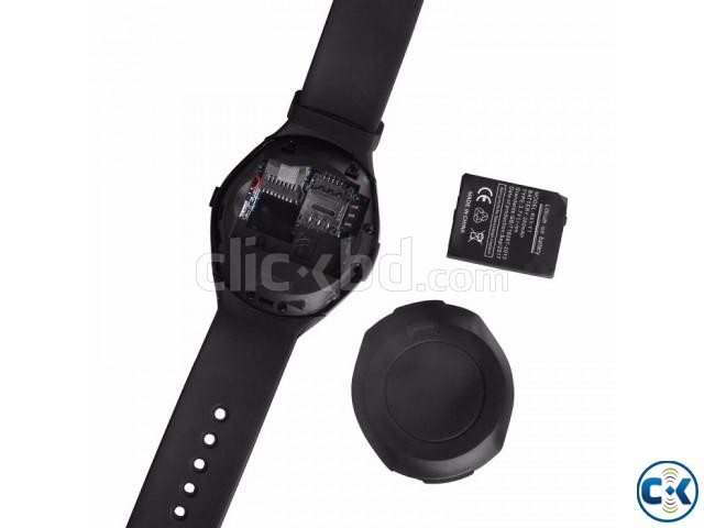 Y1S Smartwatch Support SIM Card And TF Card For IOS Android | ClickBD large image 2