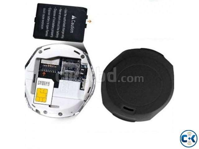 Y1S Smartwatch Support SIM Card And TF Card For IOS Android | ClickBD large image 3