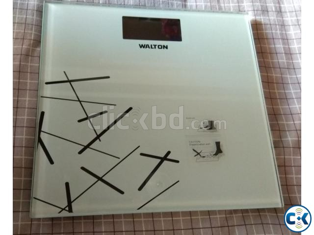 Walton digital weight machine | ClickBD large image 0