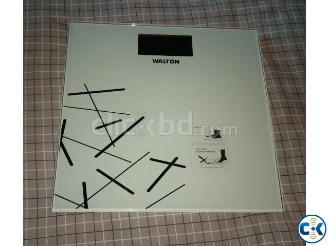 Walton digital weight machine | ClickBD large image 1
