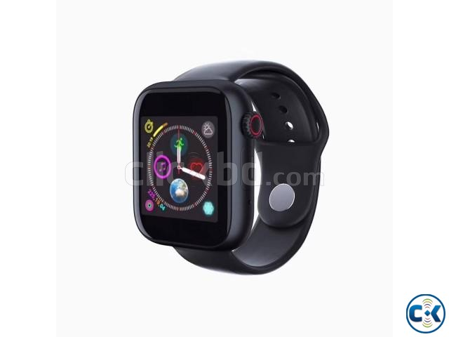 Z6 Smartwatch SIM Card Full Touch Sleep Alarm Mobile Watch F | ClickBD large image 0