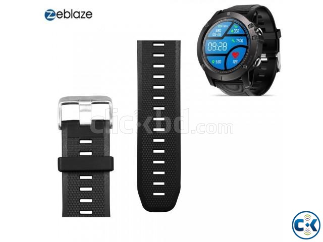 Zeblaze VIBE 3 PRO Color Touch Display Smartwatch Heart Rate | ClickBD large image 0