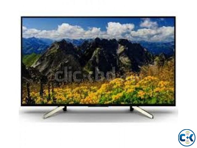 Sony Bravia 49 X7500F 4K Android HDR TV | ClickBD large image 1