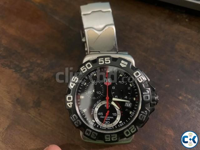 genuine Tag Heuer CAH1110 chrono | ClickBD large image 1