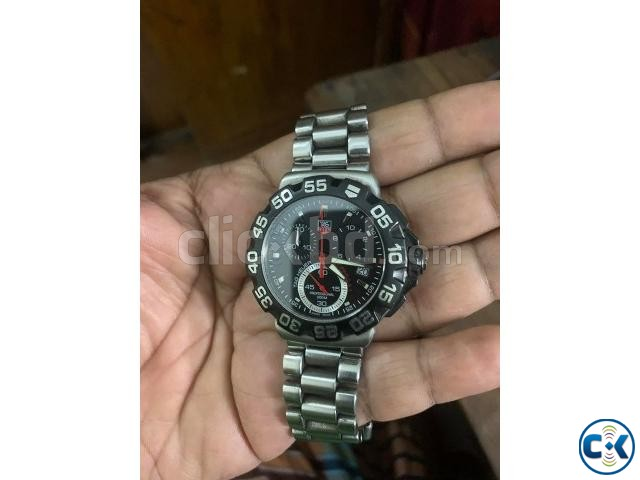 genuine Tag Heuer CAH1110 chrono | ClickBD large image 4