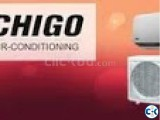 CHIGO 30000 BTU Split type AC Air-Conditioner.