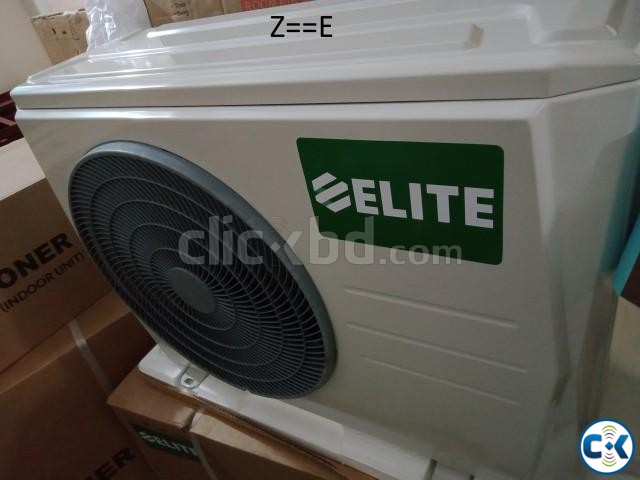 Elite 24000 BTU 2.0 Ton Split Type AC Air Conditioner | ClickBD large image 1