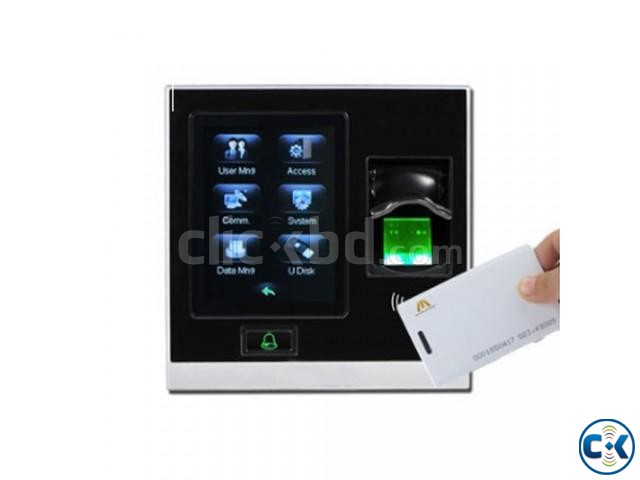 ZK SF400 Fingerprint Access Price in Dhaka | ClickBD large image 0