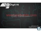 iDigi v8 Digitising Software with Camera and Mobile Board