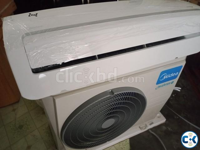 Midea 1.5 Ton Wall Type MSM-18CRI Inverter Air Conditioner | ClickBD large image 1