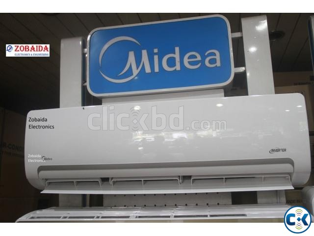 Midea 1.5 Ton Wall Type MSM-18CRI Inverter Air Conditioner | ClickBD large image 2