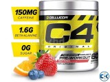 Cellucor C4 original Pre - workout