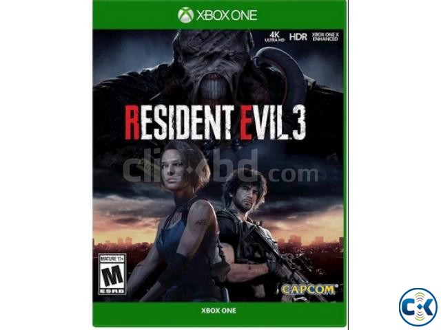 Resident Evil 3 Remake XBox One | ClickBD large image 0
