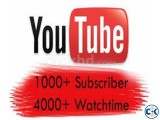 Get 1000 Youtube Subscribers For Free