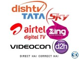 Tata Sky Full HD Setup Recharge