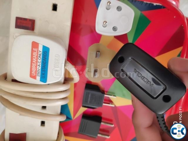 New Multiplug Original Nokia Charger Combo Pack Offer | ClickBD large image 0
