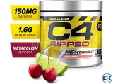 Cellucor C4 ripped original Pre - workout fat burner