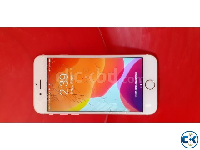 Iphone 6s Rose Gold 16GB | ClickBD large image 0