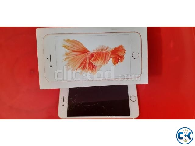 Iphone 6s Rose Gold 16GB | ClickBD large image 4