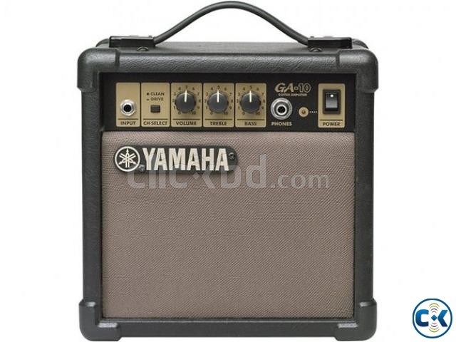 YAMAHA GA-10 Guitar Amplifier Original New Condition  | ClickBD large image 3