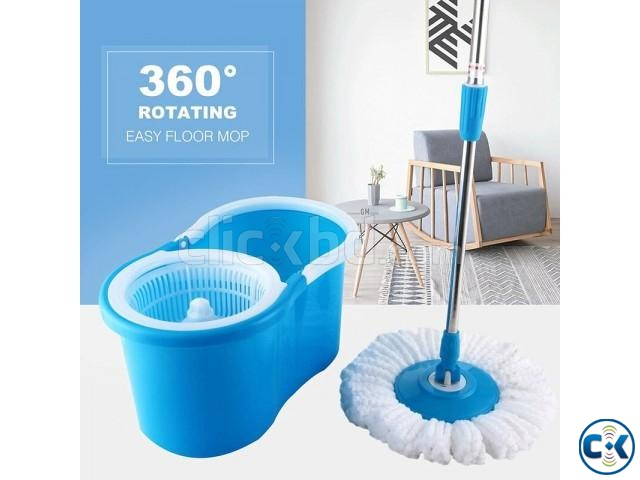 360 Floor Magic Spin Mop | ClickBD large image 0
