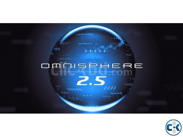 Spectrasonics Omnisphere 2.5 Full 60 GB VSTI for Mac and PC | ClickBD large image 0
