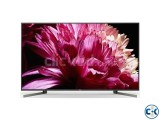 New Sony Bravia 49 inch X8000G Android TV with Voice Remote