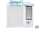 Midea 1.5 TON Window AC