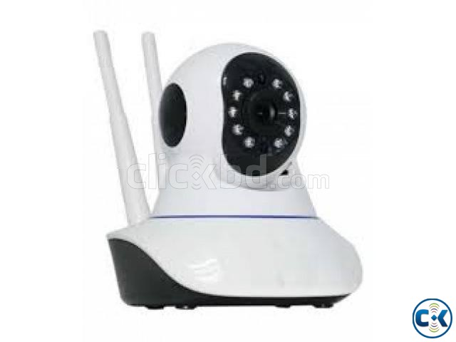 V380 Wi-Fi IP Smart Net CCTV Camera Dual Antenna | ClickBD large image 2
