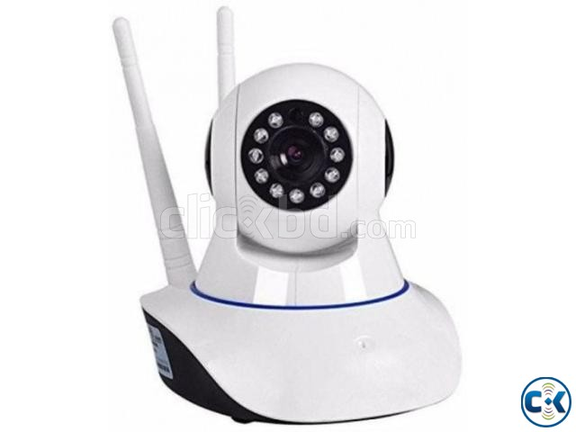 V380 Wi-Fi IP Smart Net CCTV Camera Dual Antenna | ClickBD large image 4